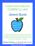 Computer Science Curriculum - Second Grade