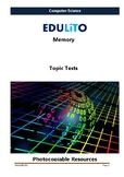 Computer Science - End of Topic Test - Memory