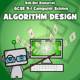 Computer Science: KS4 Algorithm Design
