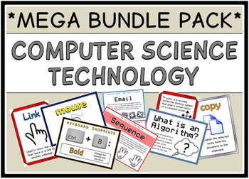 Computer Science - Technology (MEGA BUNDLE PACK)