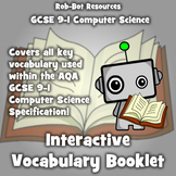 Computer Science Vocabulary - Interactive Booklet