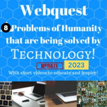 Computer Science Webquest: 5 Ways Computer Technology Solves Problems