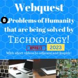 Computer Science Webquest: 5 Ways Computer Technology Solv