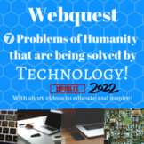 Computer Science Webquest: 5 Ways Computer Technology Solv