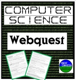 Computer Science Webquest for Middle School
