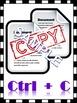 Computer Shortcut Keys Posters