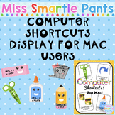 #Ausbts18 Computer Shortcuts Display For MAC Users