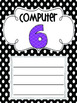 Computer # Signs {Assign students to classroom computers!}