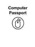 Computer Skills Passport - Kindergarten