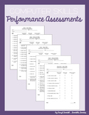 """Computer Skills Performance Assessments (""""Office"""")"""