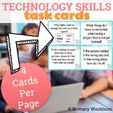Computer Skills Task Cards
