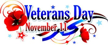 Web Quest- Veteran's Day- Middle School/High School Computer Lab.