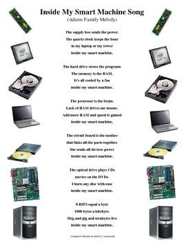 Computer - Smart Machine Song