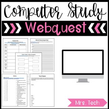Computer Study Webquest