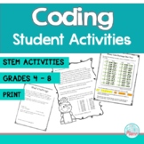 Technology - Computer/Tablet Coding Stations