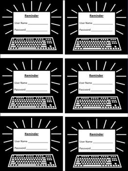 Computer Teacher Resource Binder
