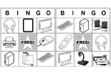 Computer / Technology Bingo for Lower Elementary--suitable for non-readers