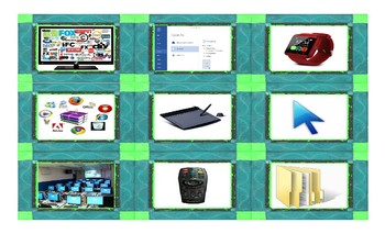 Computer Technology Cards