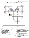 Computer Technology Lessons with Worksheets for 2nd & 3rd Graders