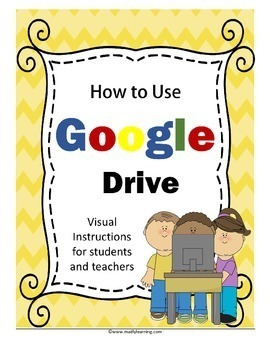 Computer Technology Skills: How to use Google Drive