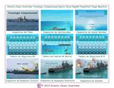 Computer Technology Spanish PowerPoint Battleship Game-An Original by Ernesto