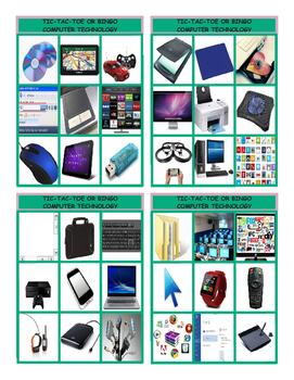 Computer Technology Tic-Tac-Toe or Bingo