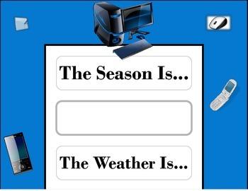 Computer Technology Weather Chart! Technology Bulletin Boa