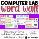 Computer Terms Word Wall Part 1