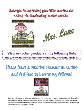Computer Time! Reward Card for Students (Great Incentive!)