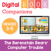 Computer Trouble Digital Companion Activities - Grades 3-5