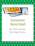 Computer Word Wall