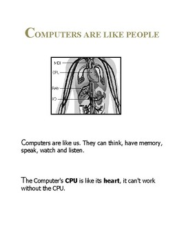Computer Worksheet