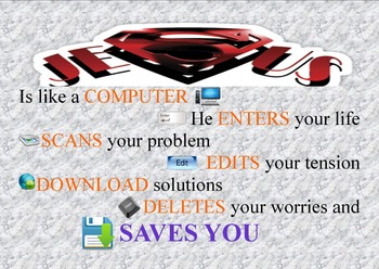 Computer banner