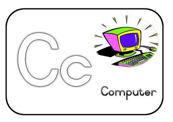 Computer class alphabet