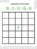 Computer terminology/Technology Bingo