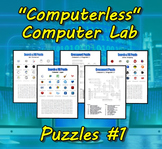 """Computerless"" Computer Lab Puzzles #1"