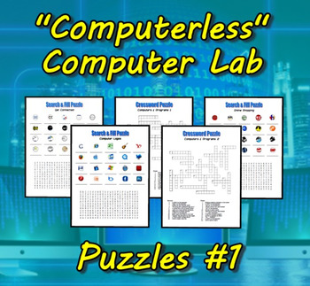 """Computerless"" Computer Lab Puzzles #1"