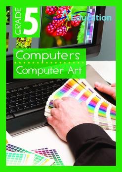 Computers - Computer Art - Grade 5