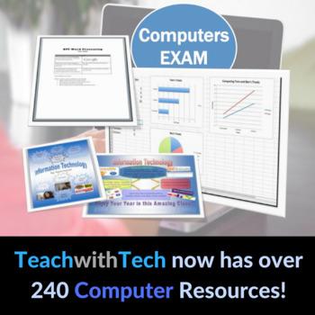 Computers Exam Microsoft Office
