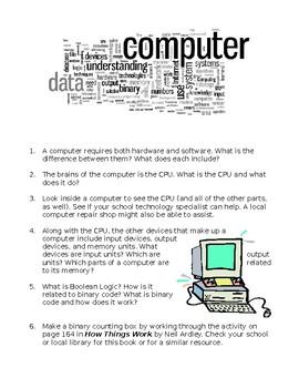 Computers: Individualized Unit
