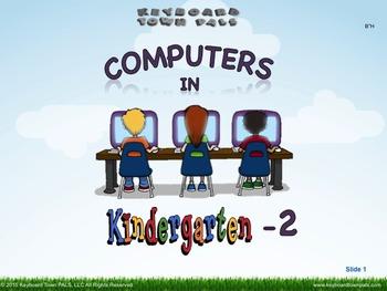 Computers in Kindergarten-2nd grade