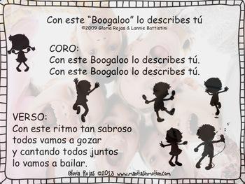 """Con este """"Boogaloo"""" lo describes tú – Songbook Mp3 Digital Download"""