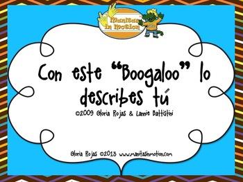 """Con este """"Boogaloo"""" lo describes tú – Songbook Mp3 Digital"""