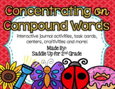 Concentrating on Compound Words