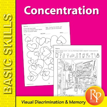 Concentration 1: Stimulate Thinking Skills