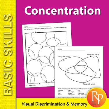 Concentration 2: Stimulate Thinking Skills