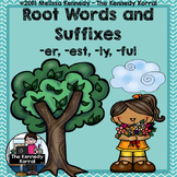 Word Word: Suffixes -ER, -EST, -LY, -FUL