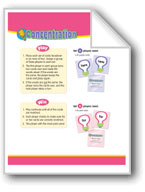 Concentration (High-Frequency Words: Center Games, Level A)
