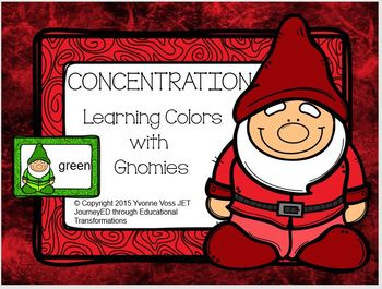 Concentration Learning Colors with Gnomies