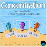 Concentration Sea Horse Selfies Learning Colors